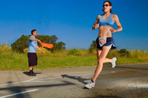 Runner 693
