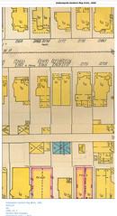 1898 Sanborn Map of 2165 N. Penn