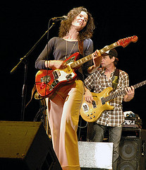 Edie Brickell & New Bohemians in Central Park, NYC