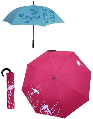 Tray 6 - Stylish Umbrellas For Design Geeks (like us!)