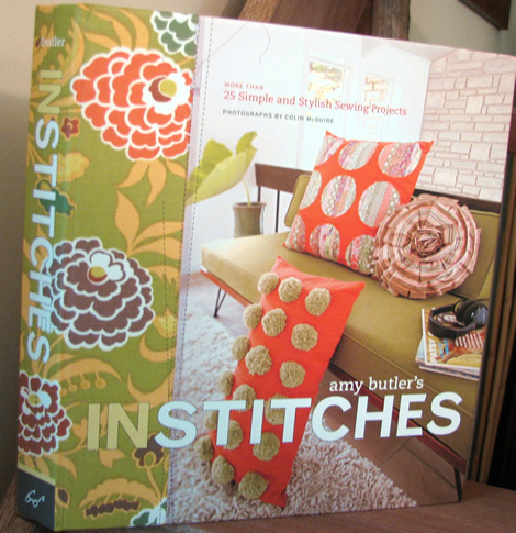 Book of the Week: InStitches By Amy Butler