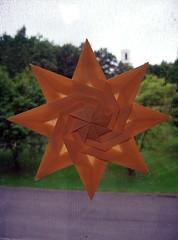 8 Pointed Twist Star