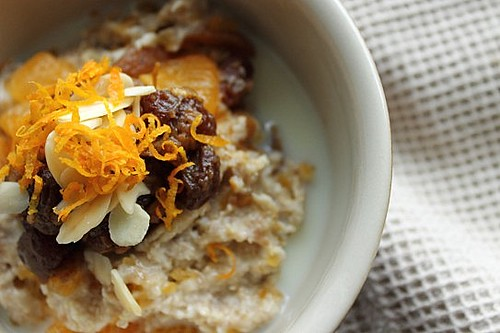 Orange Mincemeat festive overnight oats (12)