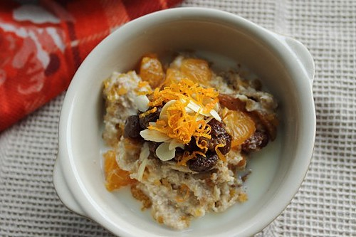 Orange Mincemeat festive overnight oats (5)