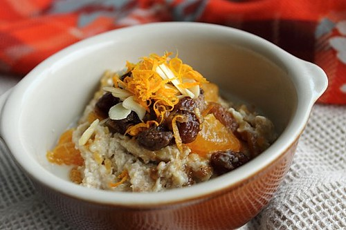 Orange Mincemeat festive overnight oats (15)