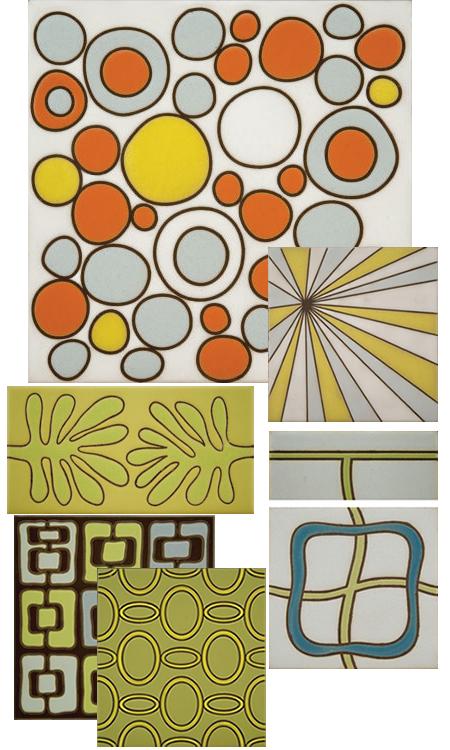Angela Adams Tile at Ann Sacks