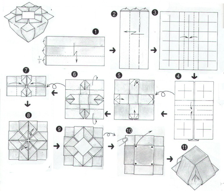 origami diagrams complex embroidery origami