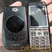 Cingular 3125 next to HTC MTeor