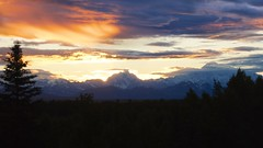 Mt. Hunter and Denali