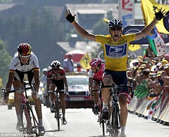 lance armstrong doping bicycling
