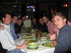 Geek Dinner - Sept 07, 2006