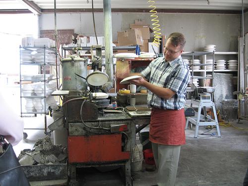 Heath Ceramics - Factory Tour (Sausalito, California)