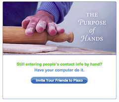 Purpose of hands