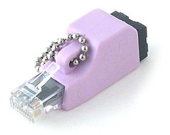 Ethernet Crossover Adapter