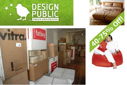 Design Public Warehouse Sale October 14 + 15 (San Francisco)