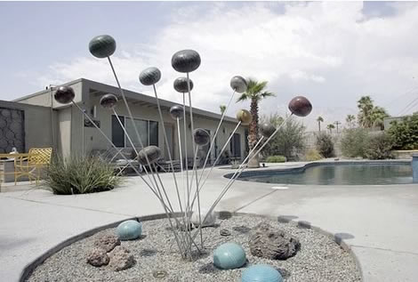 decor8 Reader Spaces: Lynda's Palm Springs Oasis