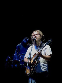 Photo of Iron & Wine's Sam Beam