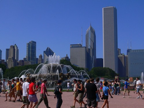 Fountain @ Lollapalooza