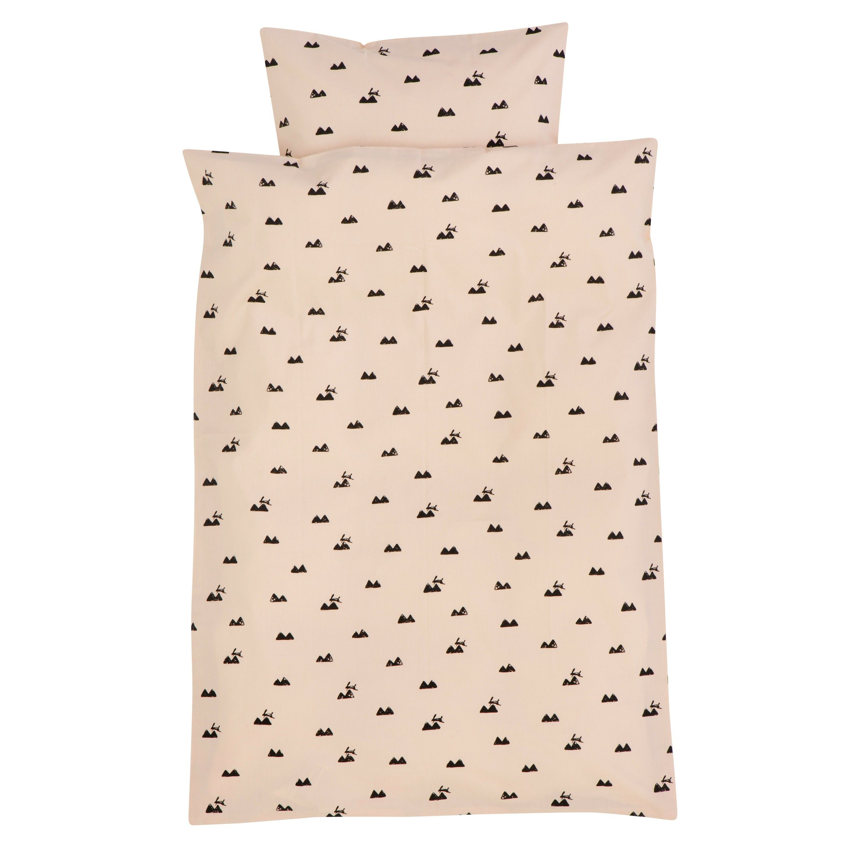 Ferm Living Bettwäsche Ferm Living Rabbit Bettwäsche Baby 70x100 Flinders