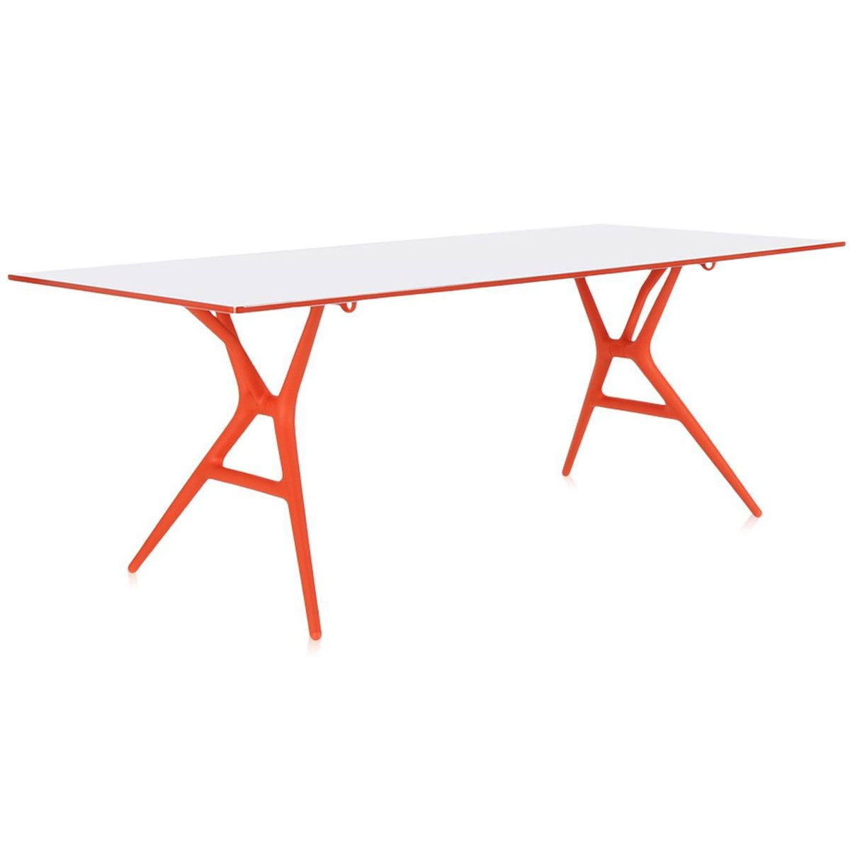 Table 200 Kartell Spoon Table Tisch 140x74