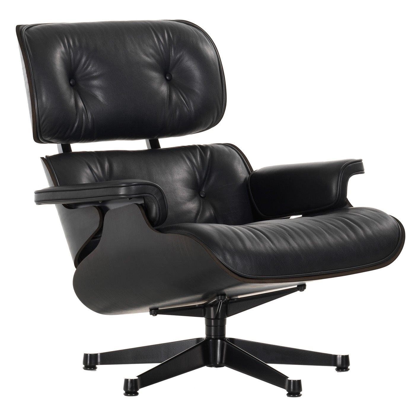 Lounge Sessel Eames Vitra Eames Lounge Chair Sessel Schwarz Flinders