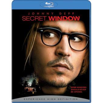 A Janela Secreta - David Koepp - John Turturro - Johnny Depp - Blu-ray - Compra filmes e DVD na ...