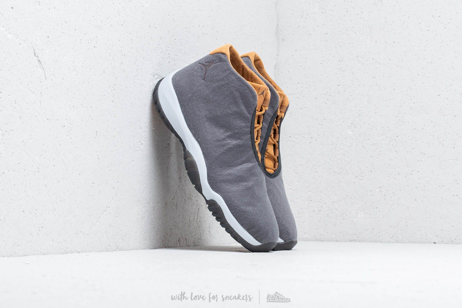 Gris Foncé Air Jordan Future Dark Grey Dark Grey Wheat Gris Fonce Bleat Gris Fonce Footshop