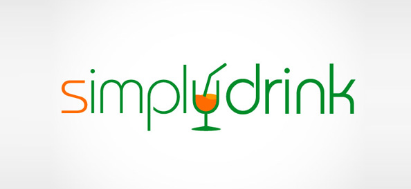 Drinks Logo Vector