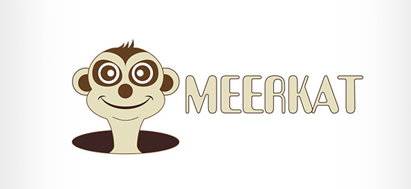 Suricate Vector Logo Graphics