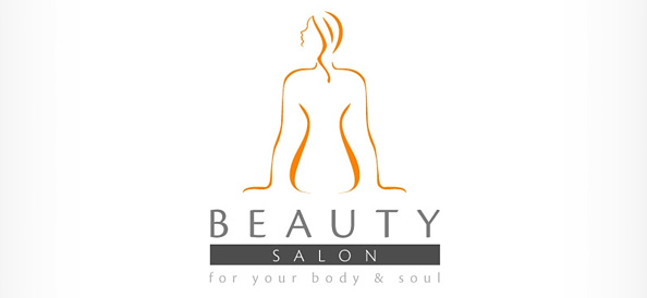 Beauty Salon Free Vector Logo Template