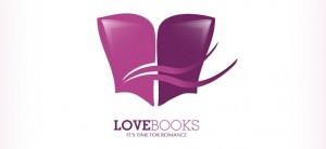 Book Free Vector Logo for Love and Romance