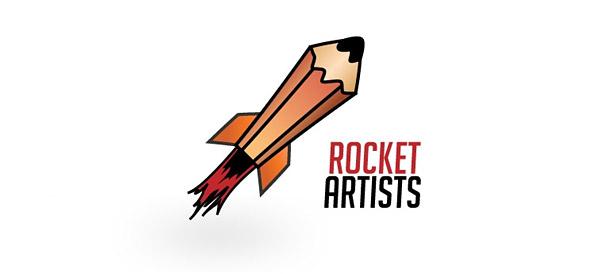 Free Artist Logo Template