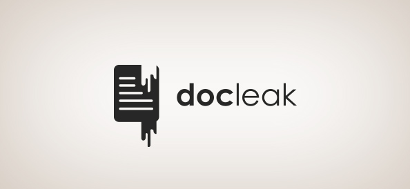 Docleak Logo Template