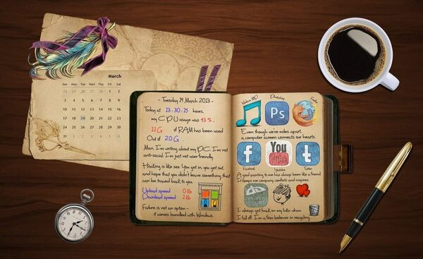10 Diary Apps for iPhone  Android - Best of 2018 - Freemake