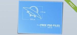 Free PSD Blueprint