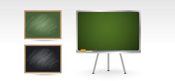 Free Blackboard PSD Templates