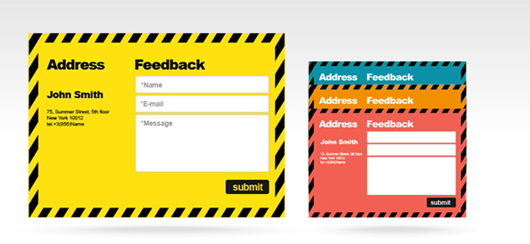 Email Form PSD Free PSD Files – Feedback Templates