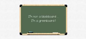 Chalkboard PSD Template