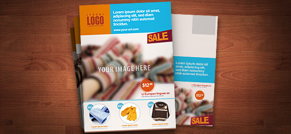 free marketing flyers