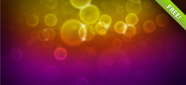 Abstract Bokeh Background Set