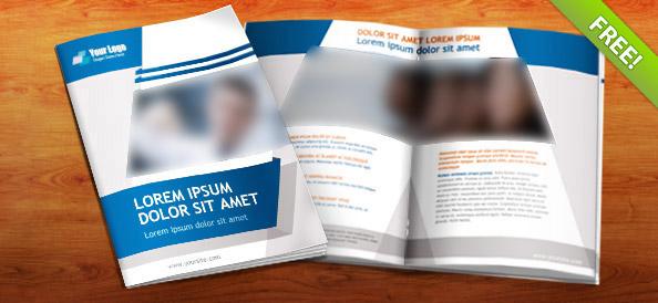 psd brochure template