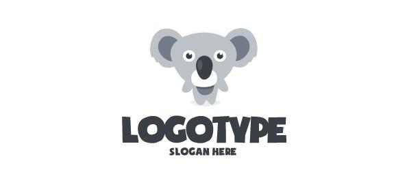 Koala_Logo_Design_Template