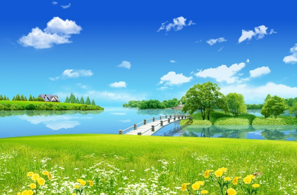 beautiful nature background_psd 1750x1150