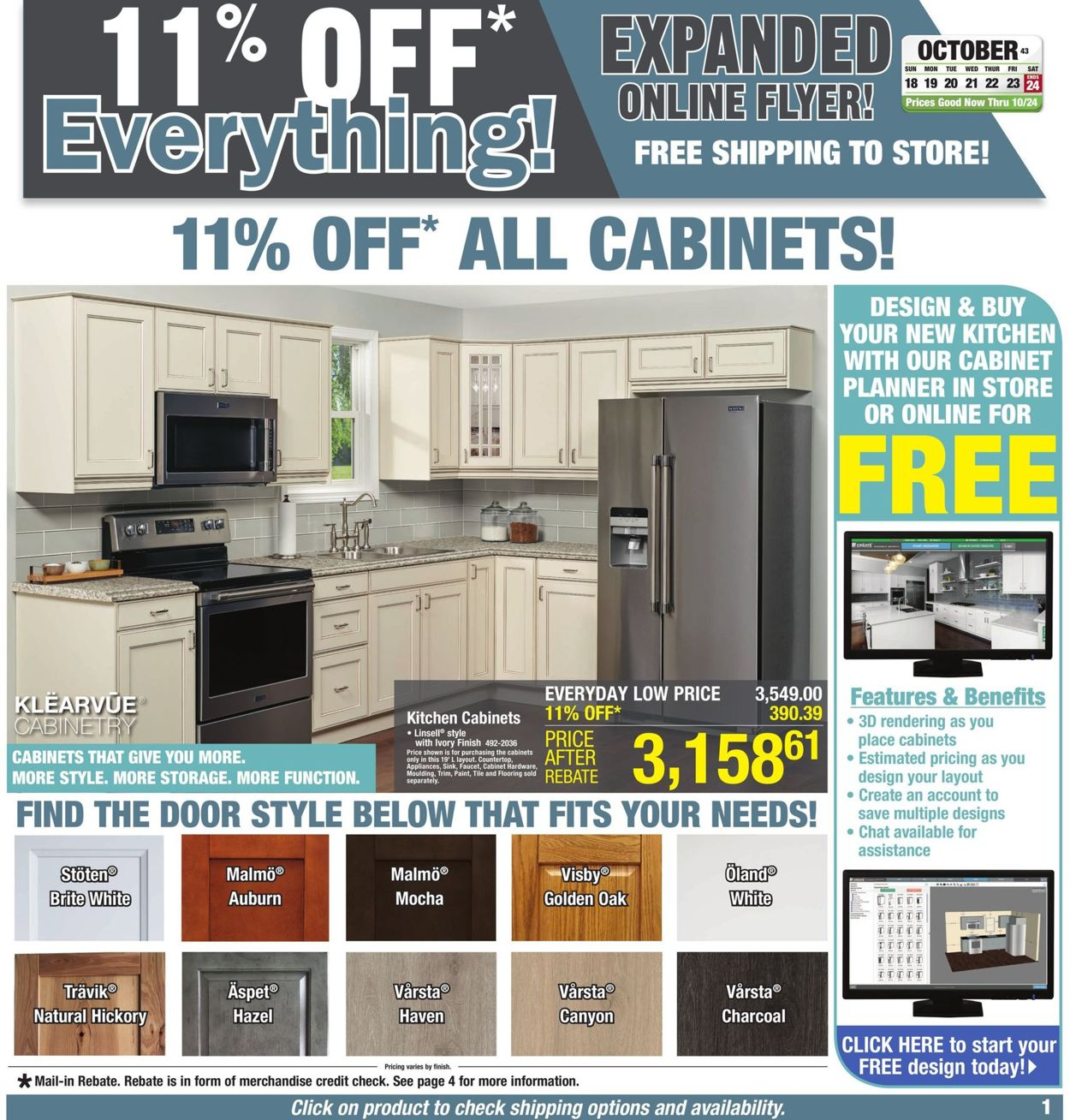 Menards Current Weekly Ad 10 18 10 24 2020 Frequent Ads Com