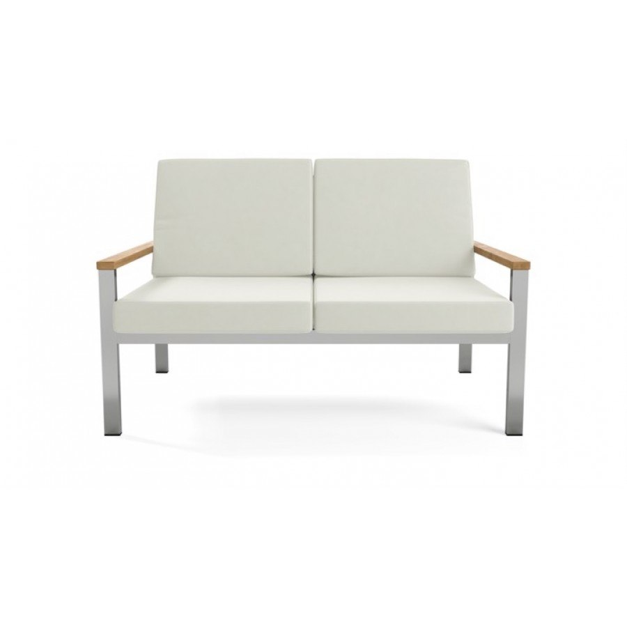 Barlow White Leather Sofa And Loveseat Set Barlow Tyrie Equinox And Haven Deep Seating 2 Seater Settee Cover