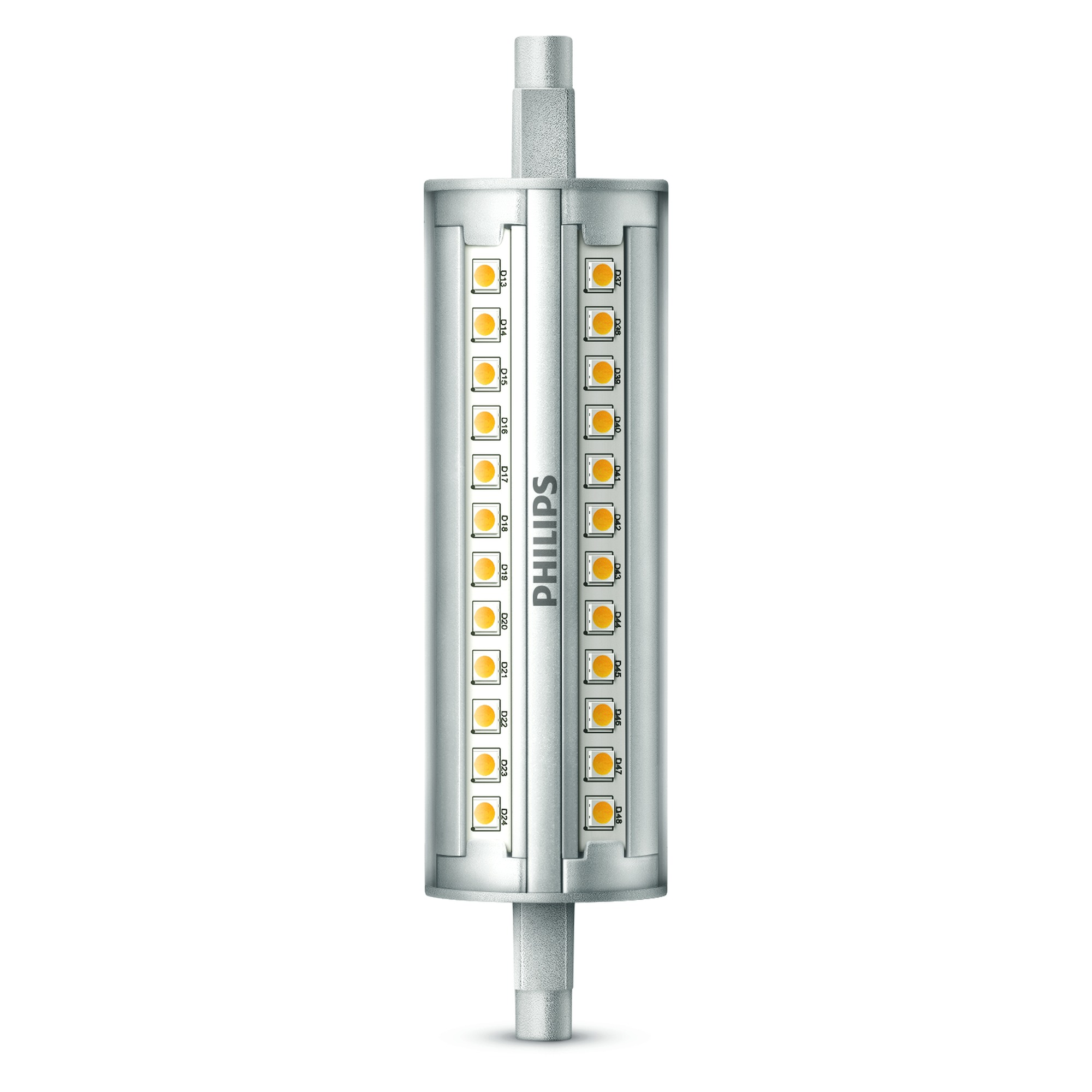 Ampoule Led 18w Ampoule Crayon Led Philips R7s 18w100w 1000 Lm Dimmable