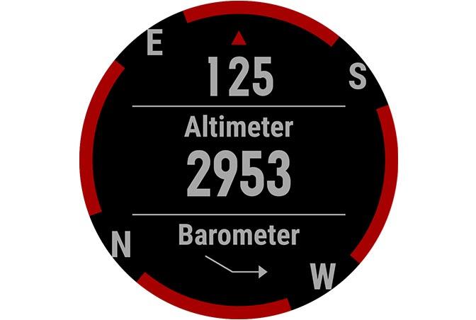tactix® Charlie Tactical GPS Watch GARMIN