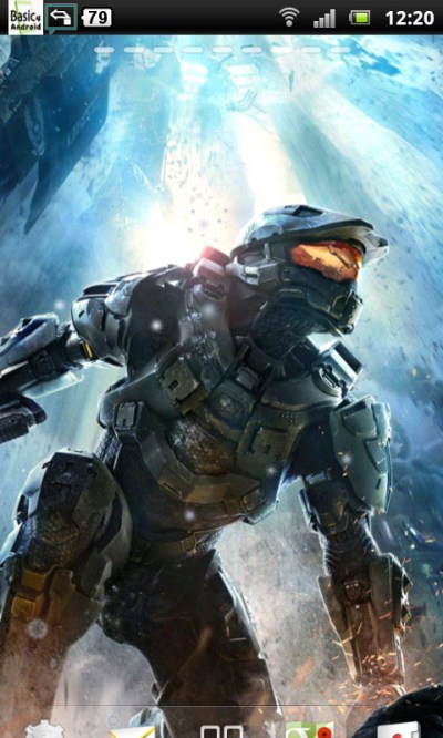 Free Halo Live Wallpaper 1 APK Download For Android | GetJar