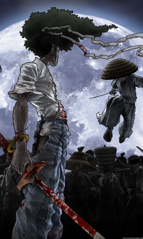 How To Download Live Wallpapers For Iphone Free Free Afro Samurai Wallpapers Apk Download For Android