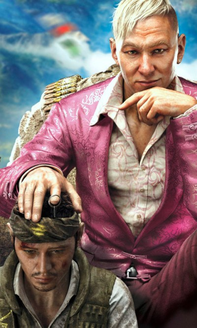 Free Far Cry 4 Pagan Min Live Wallpaper APK Download For Android   GetJar